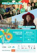18 JULIO - FESTIVAL SOLIDARIO- BAÑOS DEL CARMEN 20:00